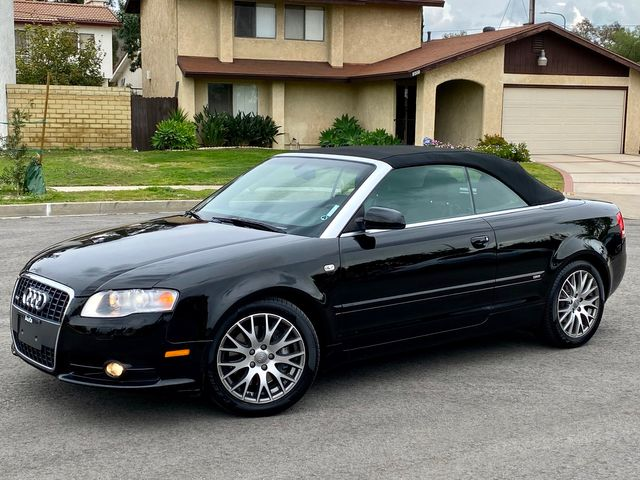 2009 Audi A4 2.0T CONVERTIBLE SPECIAL EDITION 53K MLS NEW TIRES SERVICE RECORDS in Van Nuys, CA 91406