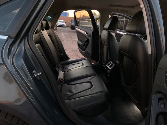 2009 Audi A4 2.0T Prem Plus 3 MONTH/3,000 MILE NATIONAL POWERTRAIN WARRANTY Mesa, Arizona 11
