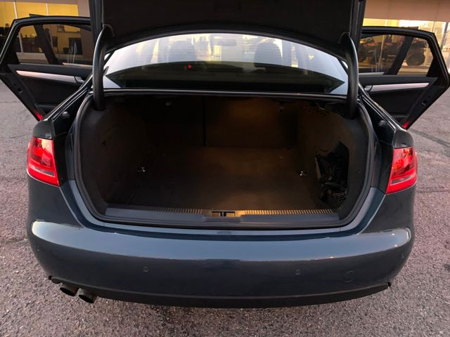 2009 Audi A4 2.0T Prem Plus 3 MONTH/3,000 MILE NATIONAL POWERTRAIN WARRANTY Mesa, Arizona 10