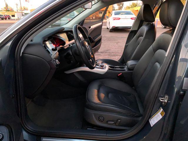 2009 Audi A4 2.0T Prem Plus 3 MONTH/3,000 MILE NATIONAL POWERTRAIN WARRANTY Mesa, Arizona 8