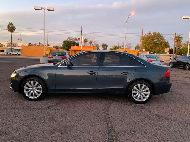 2009 Audi A4 2.0T Prem Plus 3 MONTH/3,000 MILE NATIONAL POWERTRAIN WARRANTY Mesa, Arizona 1
