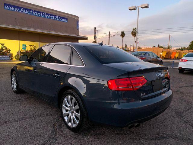 2009 Audi A4 2.0T Prem Plus 3 MONTH/3,000 MILE NATIONAL POWERTRAIN WARRANTY Mesa, Arizona 2