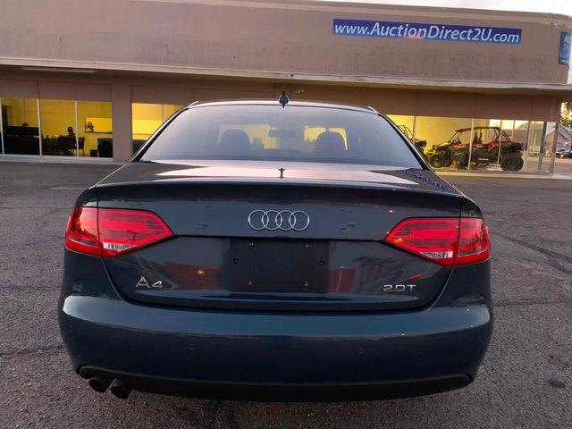 2009 Audi A4 2.0T Prem Plus 3 MONTH/3,000 MILE NATIONAL POWERTRAIN WARRANTY Mesa, Arizona 3
