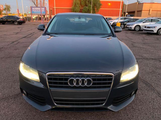 2009 Audi A4 2.0T Prem Plus 3 MONTH/3,000 MILE NATIONAL POWERTRAIN WARRANTY Mesa, Arizona 6