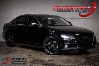2009 Audi A4 2.0T Prestige in Addison TX