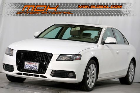 2009 Audi A4 2.0T Premium Plus - Quattro - Navigation in Los Angeles
