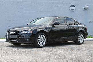 2009 Audi A4 2.0T Prem Plus Hollywood, Florida 10