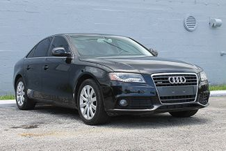 2009 Audi A4 2.0T Prem Plus Hollywood, Florida 33