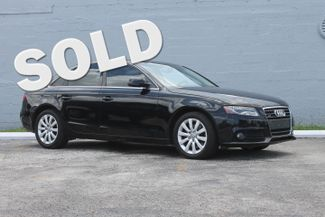 2009 Audi A4 2.0T Prem Plus Hollywood, Florida