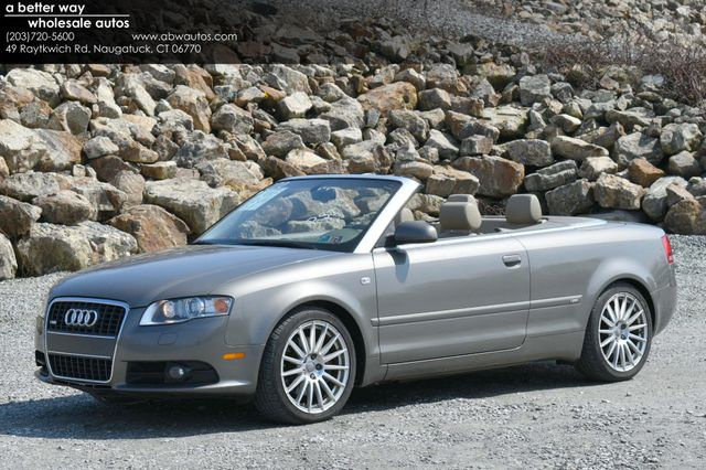 2009 Audi A4 3.2L Special Edition Naugatuck, Connecticut
