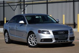 2009 Audi A4 2.0T Prem Plus* AWD*Nav*BU Cam* Sunroof*EZ Finance | Plano, TX | Carrick's Autos in Plano TX