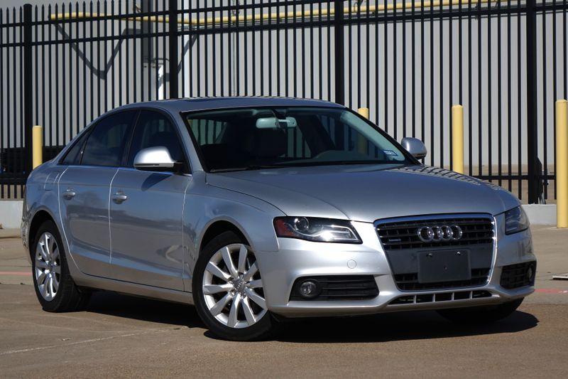 2009 Audi A4 2.0T Prem Plus* AWD*Nav*BU Cam* Sunroof*EZ Finance | Plano, TX | Carrick's Autos in Plano TX