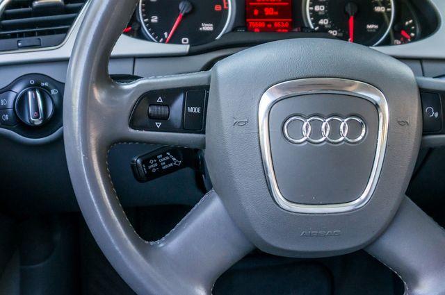 2009 Audi A4 2.0T QUATTRO PREMIUM - 75K MILES - SUNROOF in Reseda, CA, CA 91335