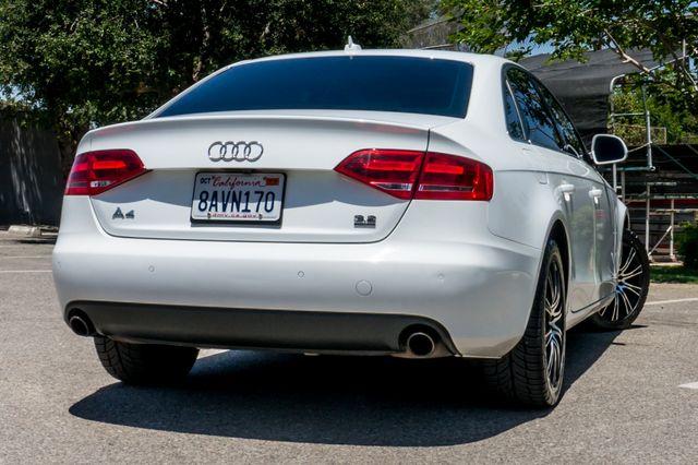 2009 Audi A4 3.2L Prem Plus Reseda, CA 8