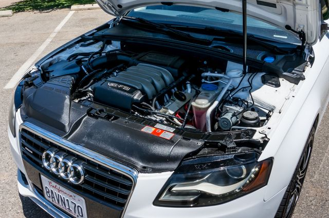 2009 Audi A4 3.2L Prem Plus Reseda, CA 36