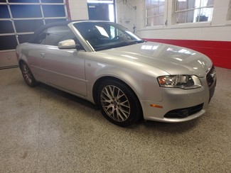 2009 Audi A4 2.0t Convertible S-LINE PKG-QUATTRO, SHARP & SUMMER READY! Saint Louis Park, MN