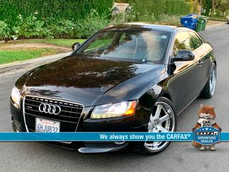 2009 Audi A5 3.2L QUATTRO COUPE NAVIGATION XENON SERVICE RECORDS NEW TIRES in Van Nuys, CA 91406