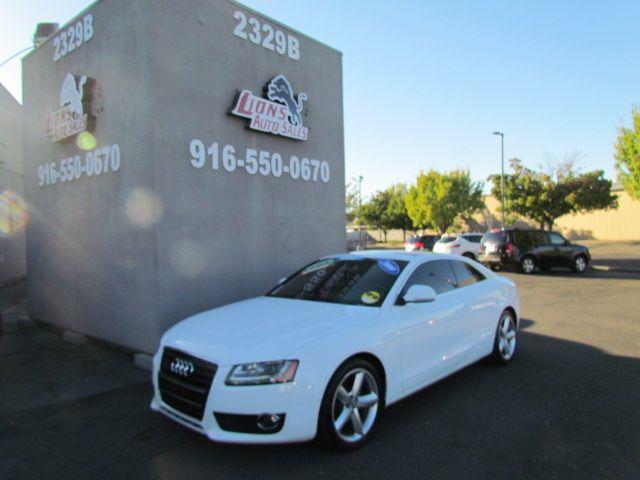 2009 Audi A5 in Sacramento, CA 95825