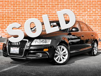 2009 Audi A6 Prestige Burbank, CA