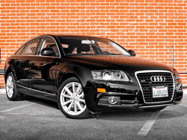 2009 Audi A6 Prestige Burbank, CA 1