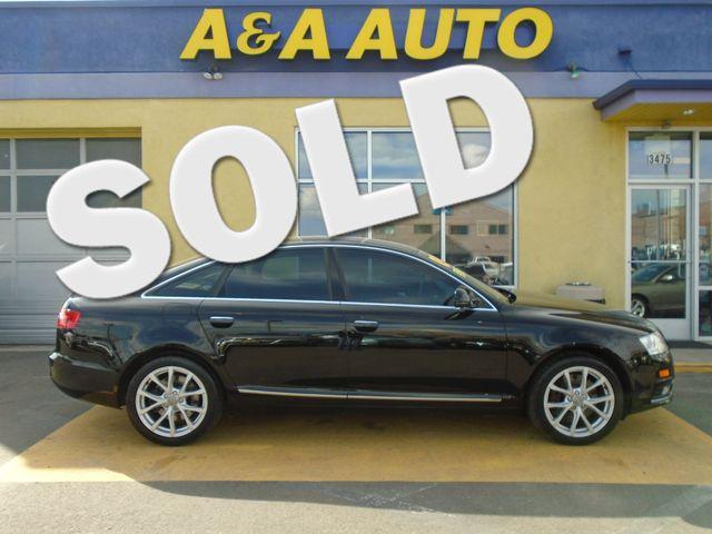 2009 Audi A6 Premium Plus in Englewood, CO 80110