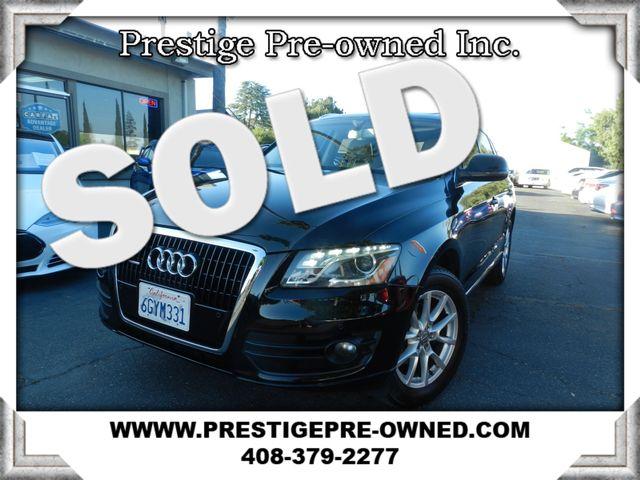 2009 Audi Q5 PREMIUM PLUS ((*NAVI/BACK UP CAM/AWD*))  in Campbell CA