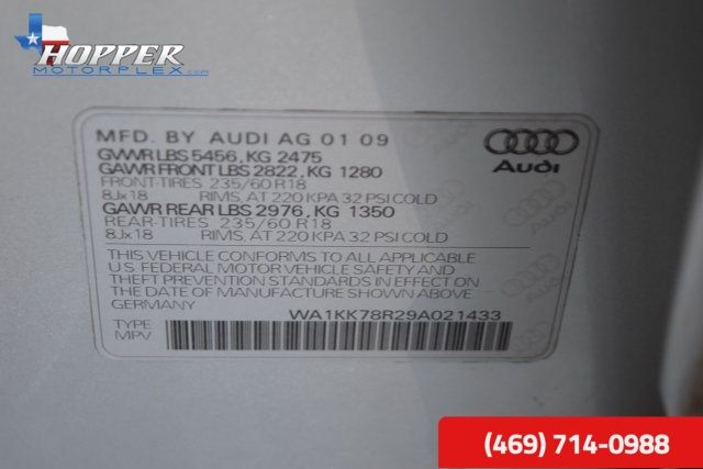 2009 Audi Q5 3.2 Premium quattro in McKinney, Texas 75070