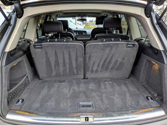 2009 Audi Q7 Prestige TDI S-Line Quattro Bend, Oregon 26