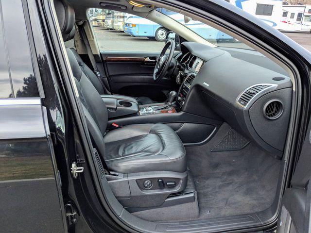 2009 Audi Q7 Prestige TDI S-Line Quattro Bend, Oregon 28