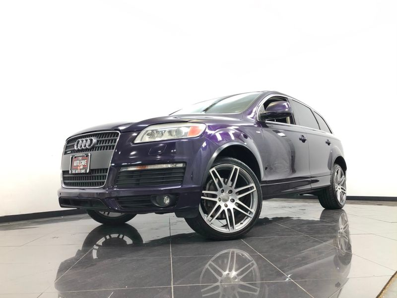 2009 Audi Q7 *Get Approved NOW* | The Auto Cave