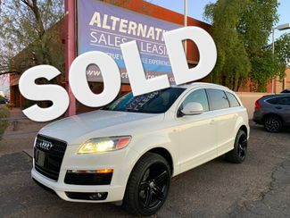 2009 Audi Q7 AWD PRESTIGE S-LINE 3 MONTH/3,000 MILE NATIONAL POWERTRAIN WARRANTY Mesa, Arizona