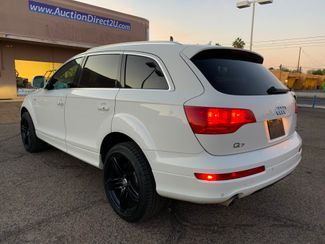 2009 Audi Q7 AWD PRESTIGE S-LINE 3 MONTH/3,000 MILE NATIONAL POWERTRAIN WARRANTY Mesa, Arizona 2