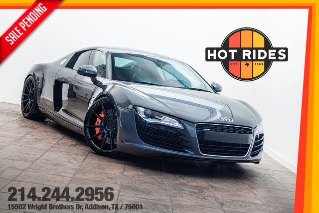 2009 Audi R8 Gated 6-Speed Manual w/ Heffner Twin Turbo System