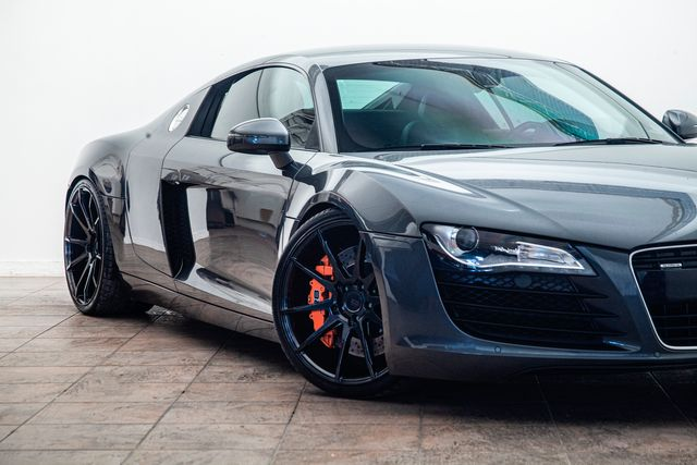 2009 Audi R8 Gated 6-Speed Manual w/ Heffner Twin Turbo System in Addison, TX 75001