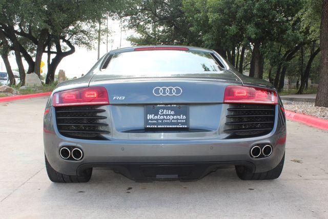 2009 Audi R8 4.2L Austin , Texas 5