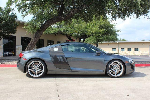 2009 Audi R8 4.2L Austin , Texas 8