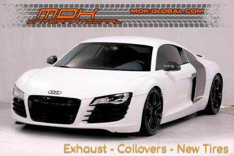2009 Audi R8 4.2L - Exhaust - Coilovers - New Tires in Los Angeles