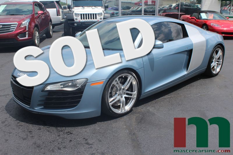 2009 Audi R8 4.2L | Granite City, Illinois | MasterCars Company Inc. in Granite City Illinois