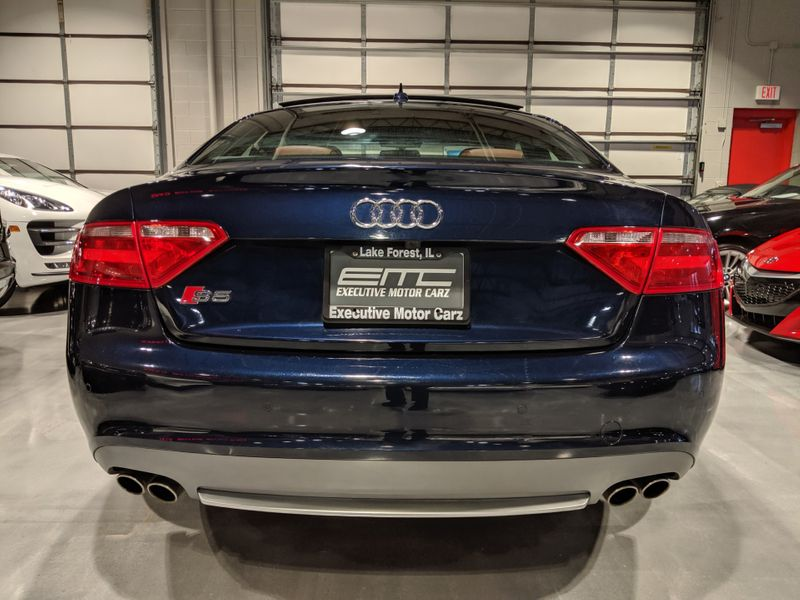 2009 Audi S5 QUATTRO  Lake Forest IL  Executive Motor Carz  in Lake Forest, IL