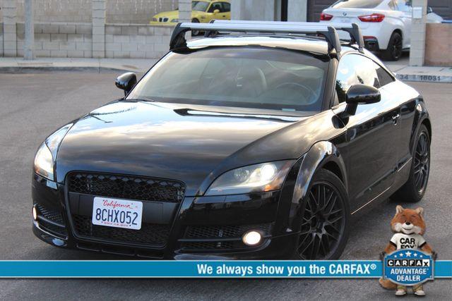 2009 Audi TT PREMIUM PKG XENON ALLOY WHLS SERIVCE RECORDS in Woodland Hills, CA 91367