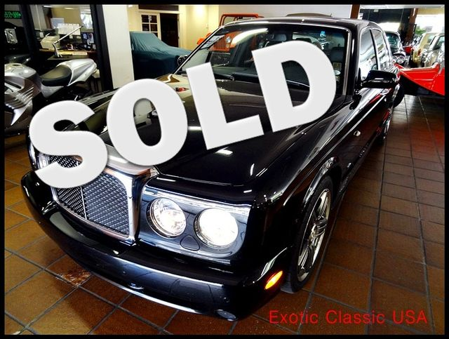 2009 Bentley Arnage  T Mulliner Msrp $284k La Jolla, Califorina  0