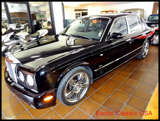 2009 Bentley Arnage  T Mulliner Msrp $284k La Jolla, Califorina  1