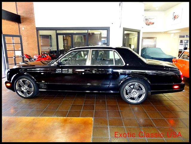 2009 Bentley Arnage  T Mulliner Msrp $284k La Jolla, Califorina  2