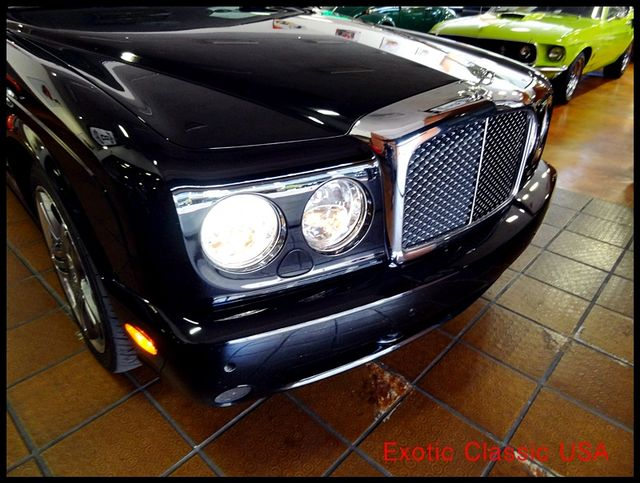2009 Bentley Arnage  T Mulliner Msrp $284k La Jolla, Califorina  28