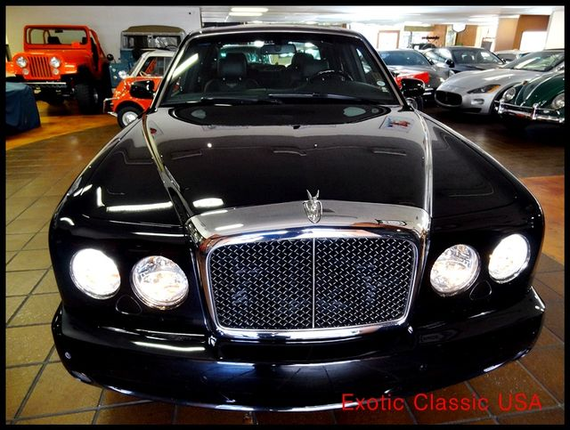 2009 Bentley Arnage  T Mulliner Msrp $284k La Jolla, Califorina  29