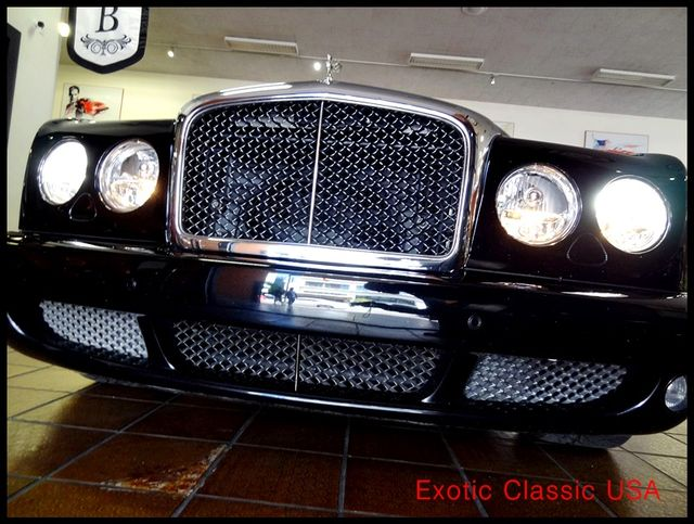2009 Bentley Arnage  T Mulliner Msrp $284k La Jolla, Califorina  47