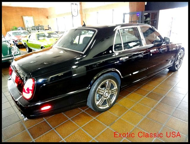 2009 Bentley Arnage  T Mulliner Msrp $284k La Jolla, Califorina  3