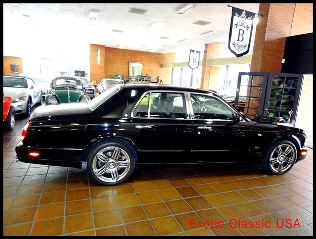 2009 Bentley Arnage  T Mulliner Msrp $284k La Jolla, Califorina  4