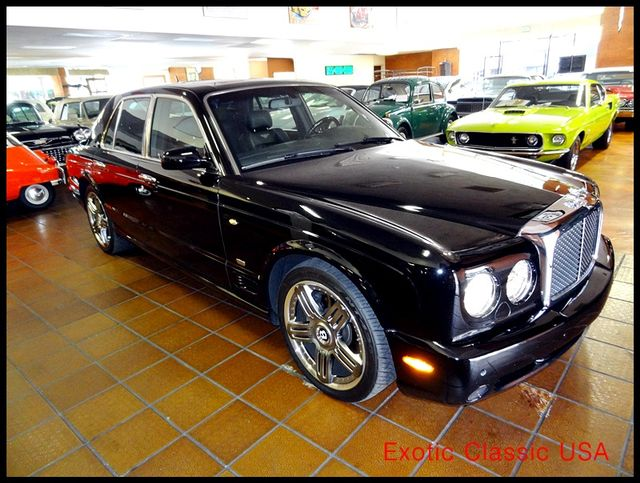 2009 Bentley Arnage  T Mulliner Msrp $284k La Jolla, Califorina  5