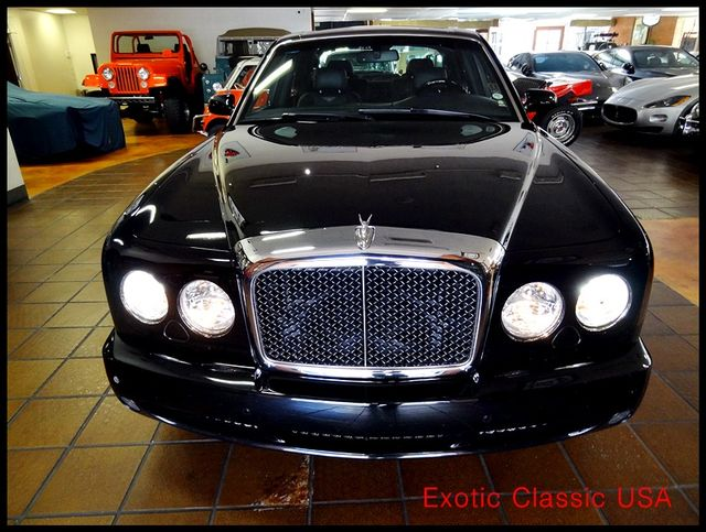 2009 Bentley Arnage  T Mulliner Msrp $284k La Jolla, Califorina  6